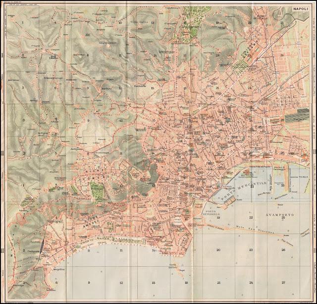 Plan de Naples 1 / 13 000
