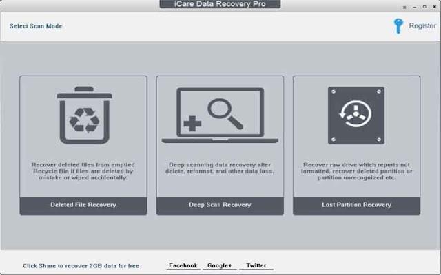 iCare Data Recovery Pro 8.1.9.8 F.u.l.l - Phần mềm cứu dữ liệu hoàn hảo