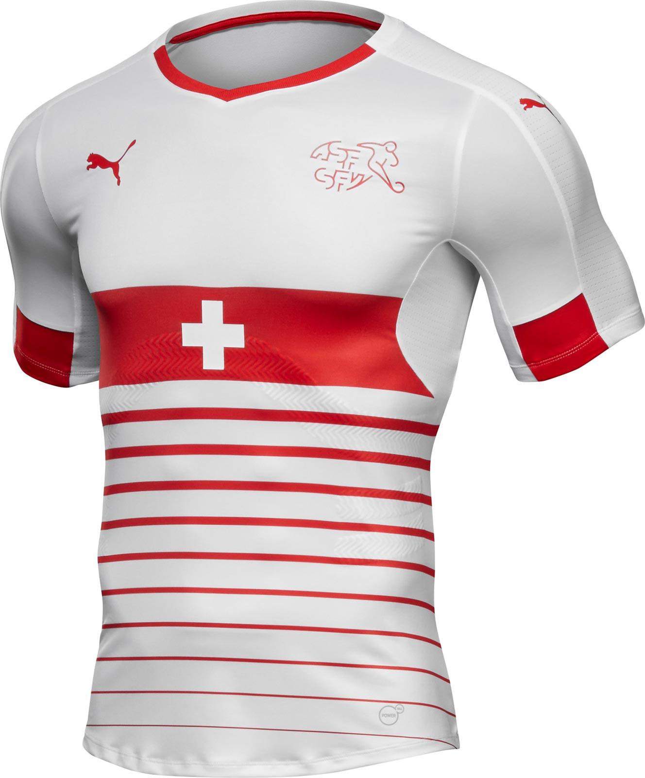 Schweiz Trikots