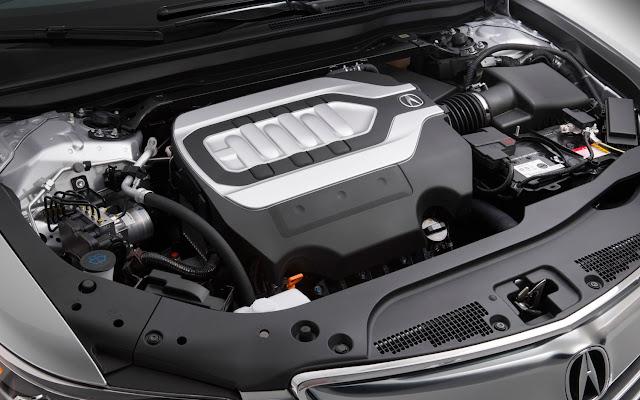 2014 Acura RLX Engine Performance
