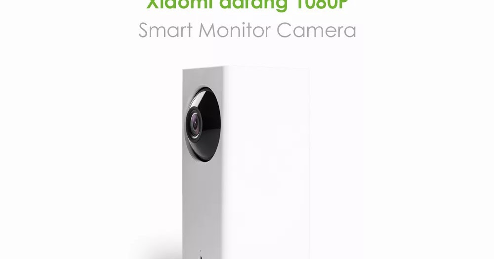 Câmara Xiaomi Dafang no Home Assistant via firmware open-source