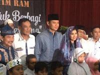 """Diteriaki """"AHY Indonesia"""", Sinyal Agus Yudhoyono Maju Pilpres 2019?"""