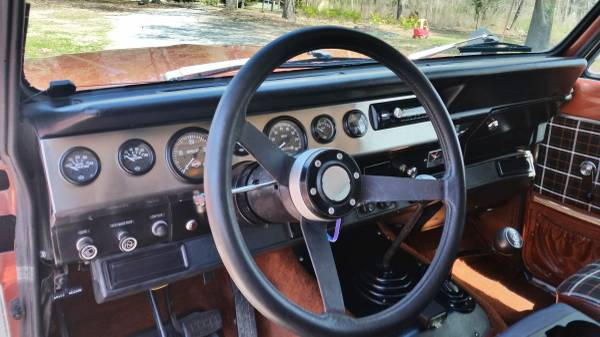 Turbo Diesel Trucks >> 1980 Turbo Diesel International Scout Traveler 4x4 - Turbo Tuesday
