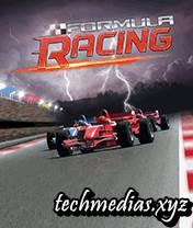 Formula Racing Java 240×320 Games