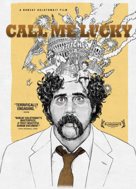 Call Me Lucky (2015)