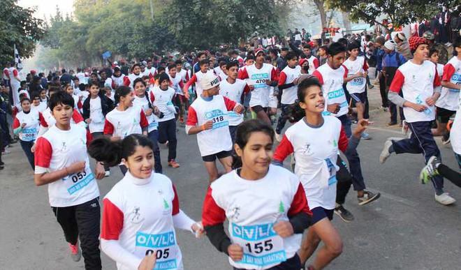 महिलाओं और बालिकाओं की सुरक्षा के लिए 1 दिसंबर को दौड़ेगा झाबुआ- Jhabua-to-be-run-on-December-1-to-protect-women-and-girls