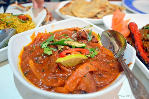 lamb jalfrezi bengali london
