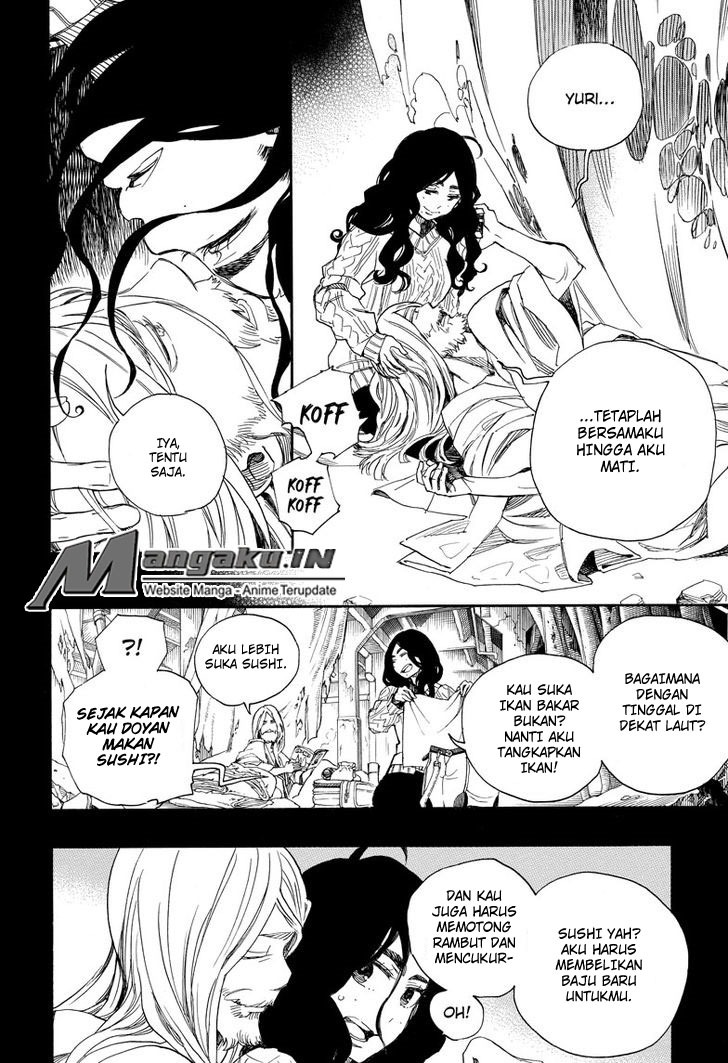 Ao no Exorcist Chapter 108-3