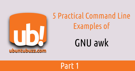awk command in unix with examples pdf