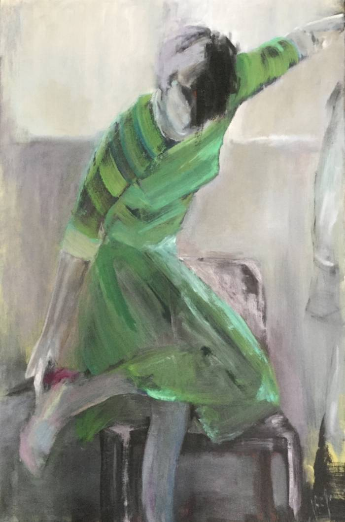Нидерландский художник. Jacqueline Hoebers