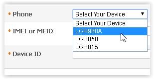 LG V10 (H960A) - unlock bootloader