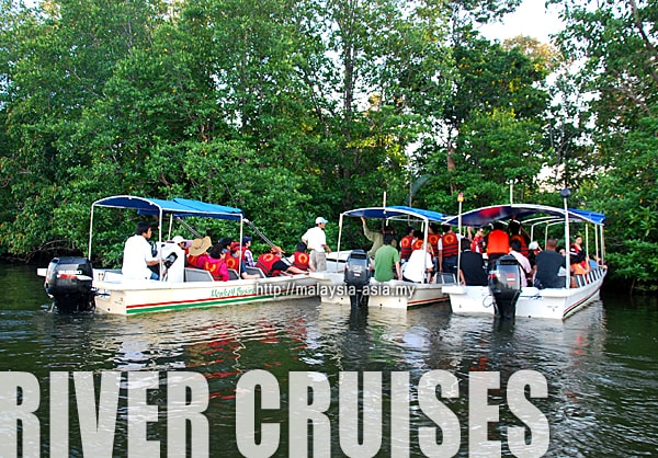 Malaysia River Cruises
