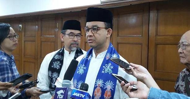 """Jakarta Intoleran, Anies Kurang Percaya Setara Institute, """"Umumkan Kuesionernya ke Publik"""""""