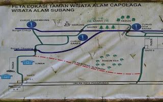 Tarif Paket Wisata Capolaga Adventure Camp Subang Jawa Barat