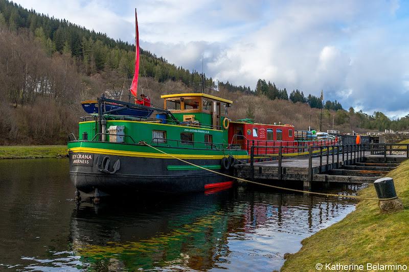 Ros Crana Scotland Cruise Caledonian Discovery