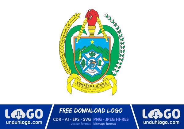 Logo Provinsi Sumatera Utara