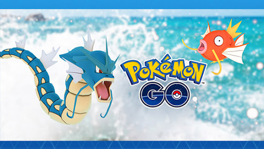 Making The Pokémon GO - World Water Day Connection
