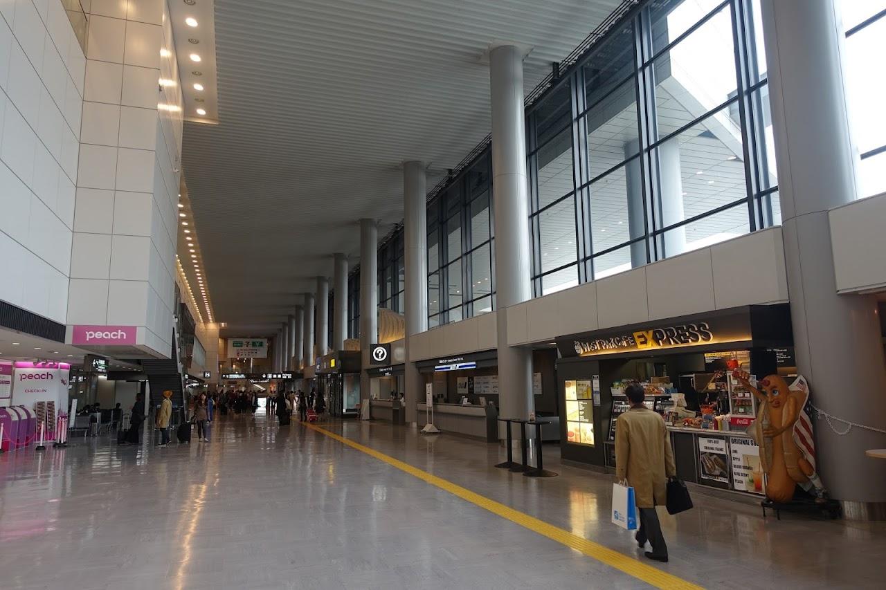 成田国際空港(Narita International Airport) 第1ターミナル