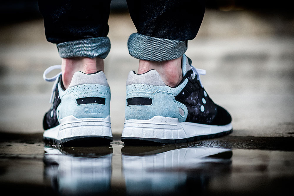 The Quiet Life X Saucony Shadow 5000 'The Quiet Shadow' Sneakers by Melbourne Photographer Tom Cunningham