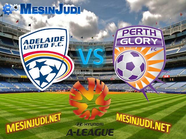 Prediksi Adelaide United Vs Perth Glory 10 Februari 2017