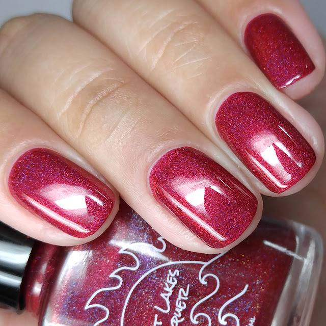 Great Lakes Lacquer - Every Drop Of Flame