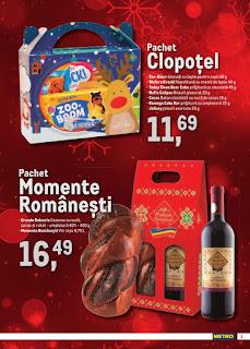 catalog metro 2018 cosuri de craciun traditional romanesti