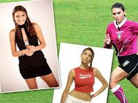 Wasit Wanita Terseksi dalam Sepakbola