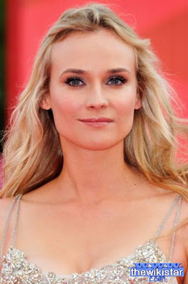 The life story of Diane Kruger, former model and actress German.