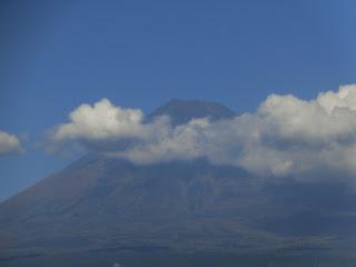 平家越・富士山