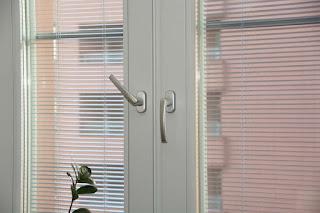 Деревянные окна системы Privacy