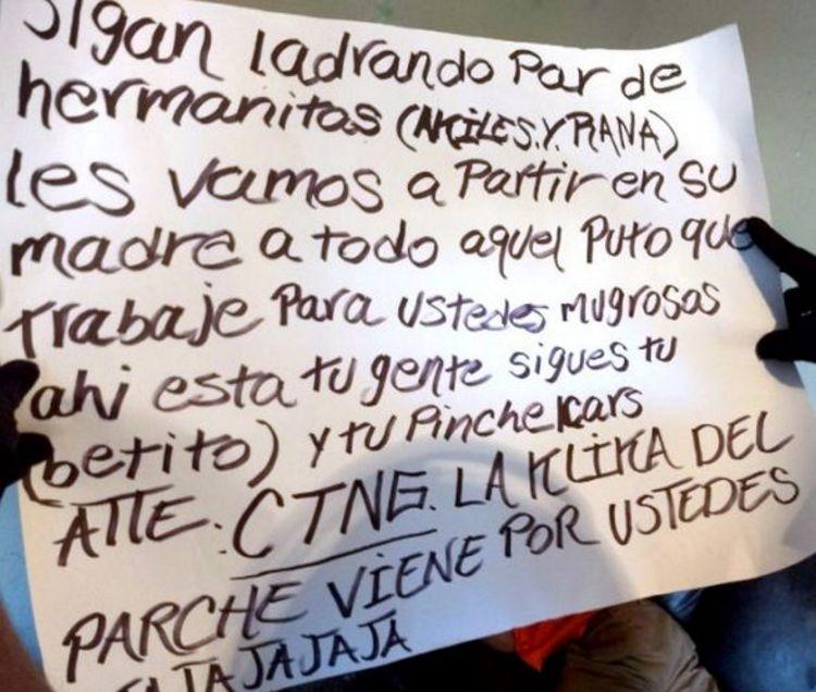 """""""Los Uriarte"""", """"Los Aquiles"""" y """"Los Tigres"""" del Cártel de Sinaloa  pelean """"la plaza"""" de Tijuana al CAF y al CTNG"""