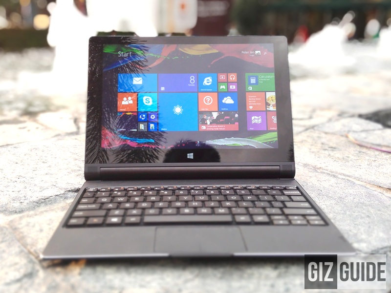 LENOVO YOGA TABLET 2 WITH WINDOWS REVIEW! THE GREAT ENTERTAINMENT BUDDY!