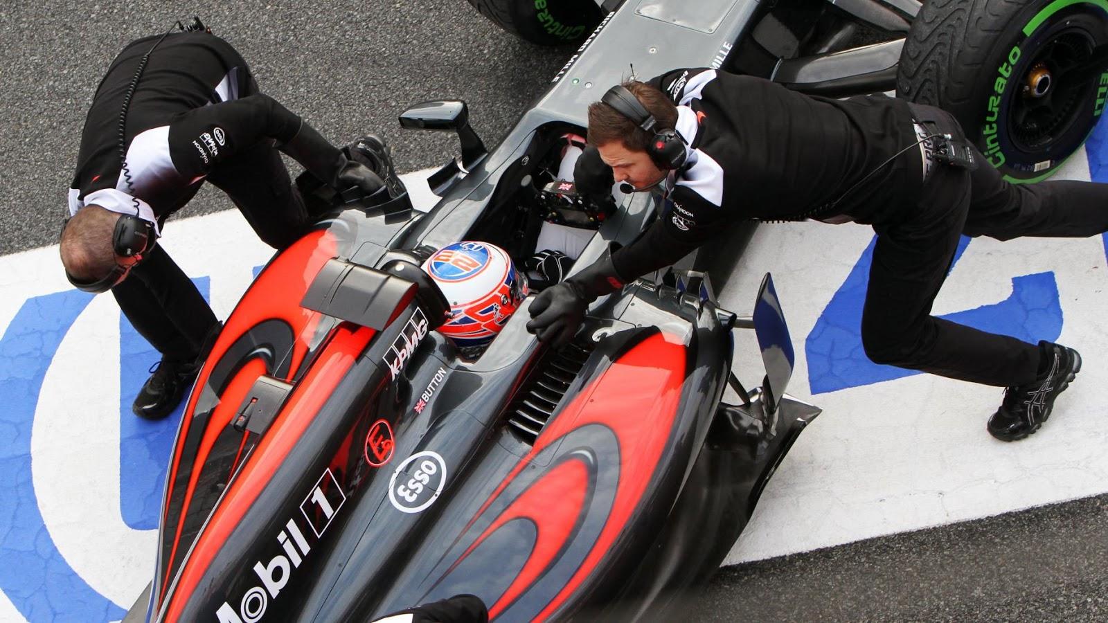 McLaren-Honda – MP4-31
