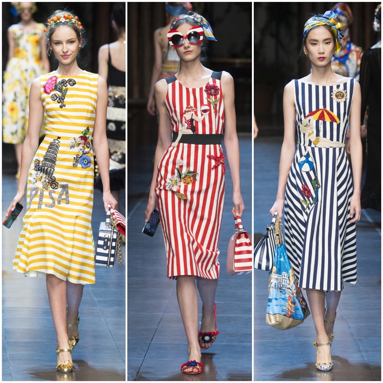 Runway Report Dolce And Gabbana Spring Summer 2016