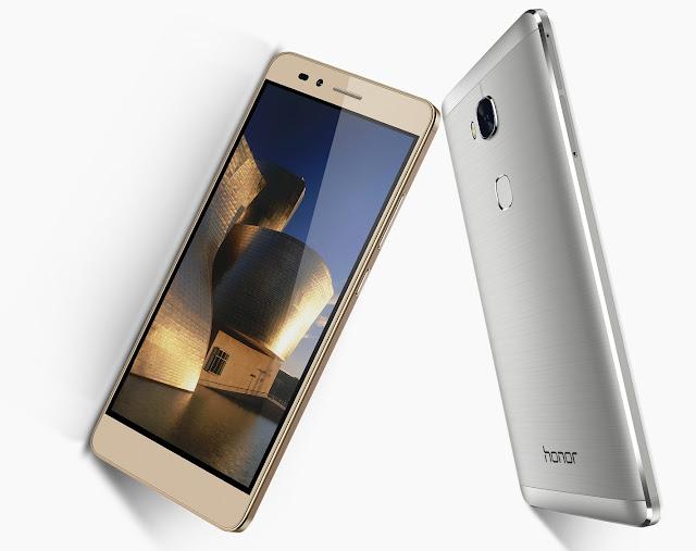 топ-10 китайських смартфонів: Huawei Honor 5X