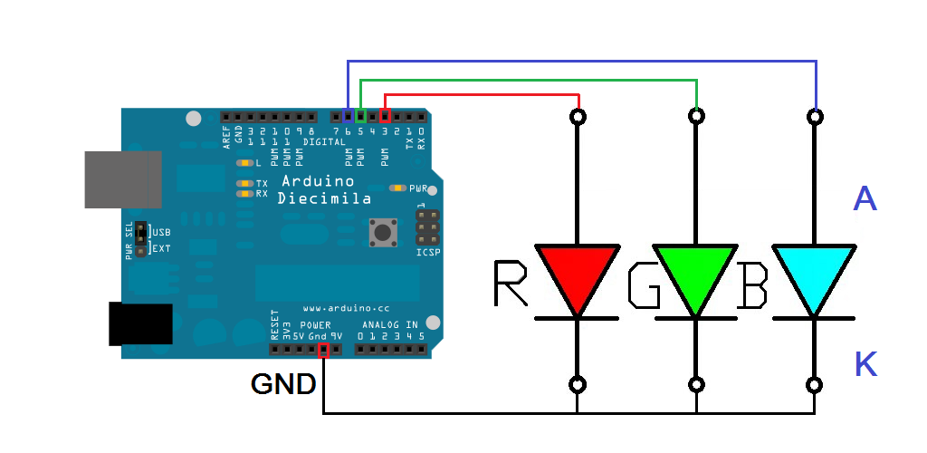 wiring diagram and hardware page and arduino source code
