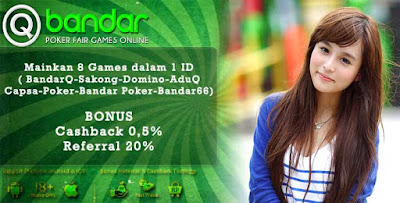 Agen Judi Bandar66 Online QBandars.net