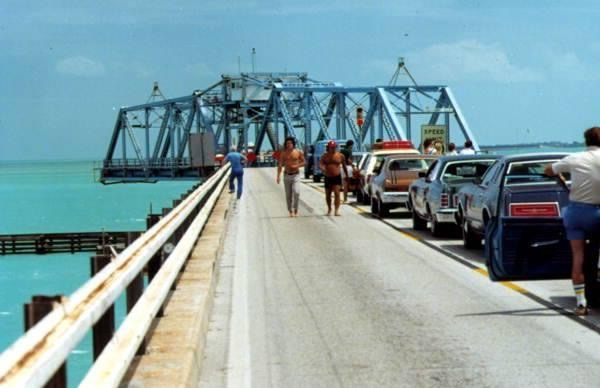 Seven Mile Bridge 1970