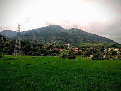 Gunung Geulis Jatinangor