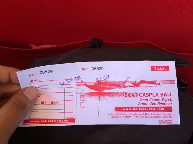 tiket kapal caspla