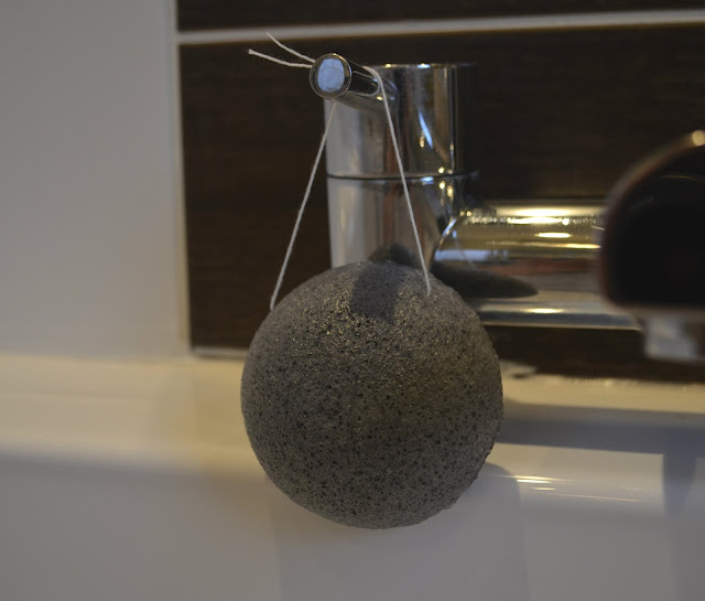 rogues+brogues blog konjac sponge post
