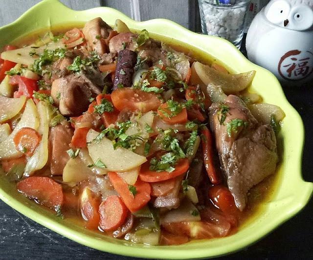 resep buka puasa, resep ayam, resep sahur, resep indonesia, resep bistik ayam