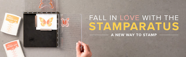 Stamparatus ~ New Stamp Placement Tool by Stampin' Up! from Mitosu Crafts UK Online Shop