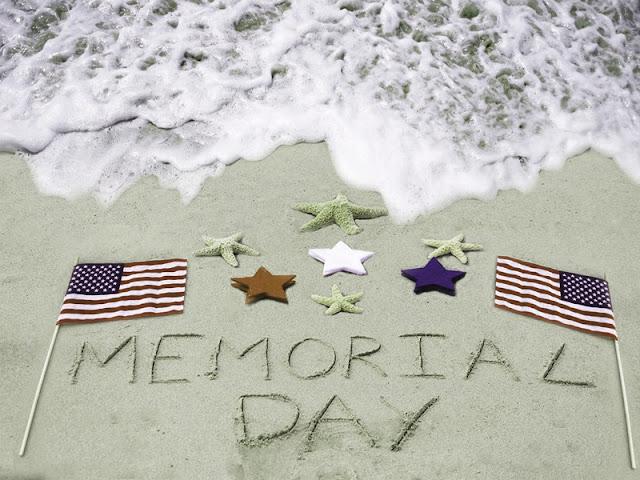 Memorial day Facebook