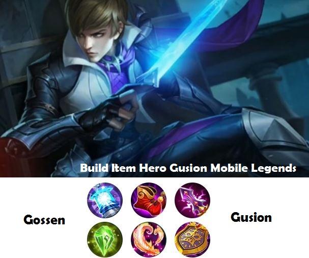 Guide dan Build Item Gear Gusion Mobile Legends  Guide dan Build Item Gear Gusion Mobile Legends