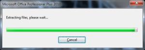 Cara/Langkah 1 Instal Microsoft Office 2010