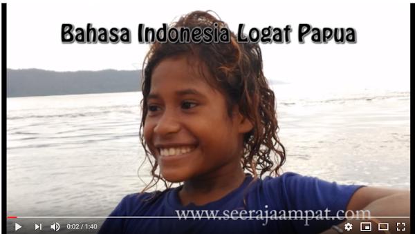 Mengenal Bahasa Indonesia Logat Papua (Part 1)