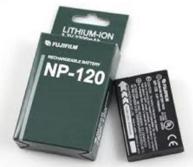 Baterai Fujifilm NP-120