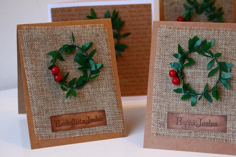Lähetä Joulukortit Viimeistään