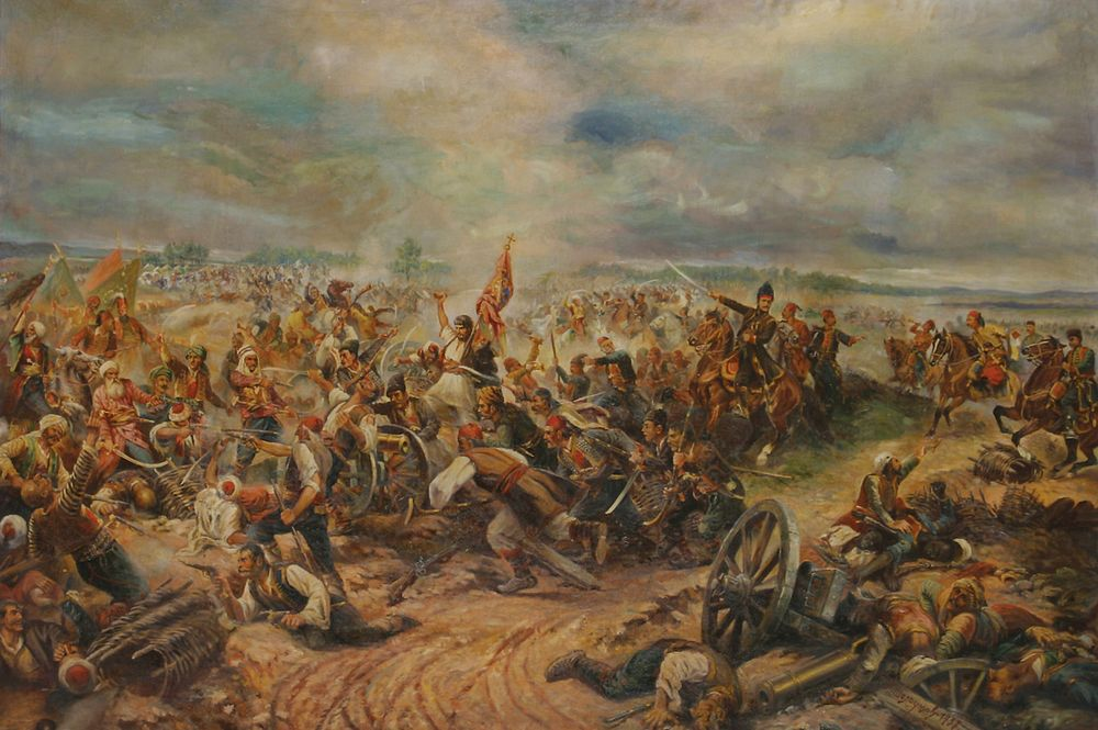 battle of misar